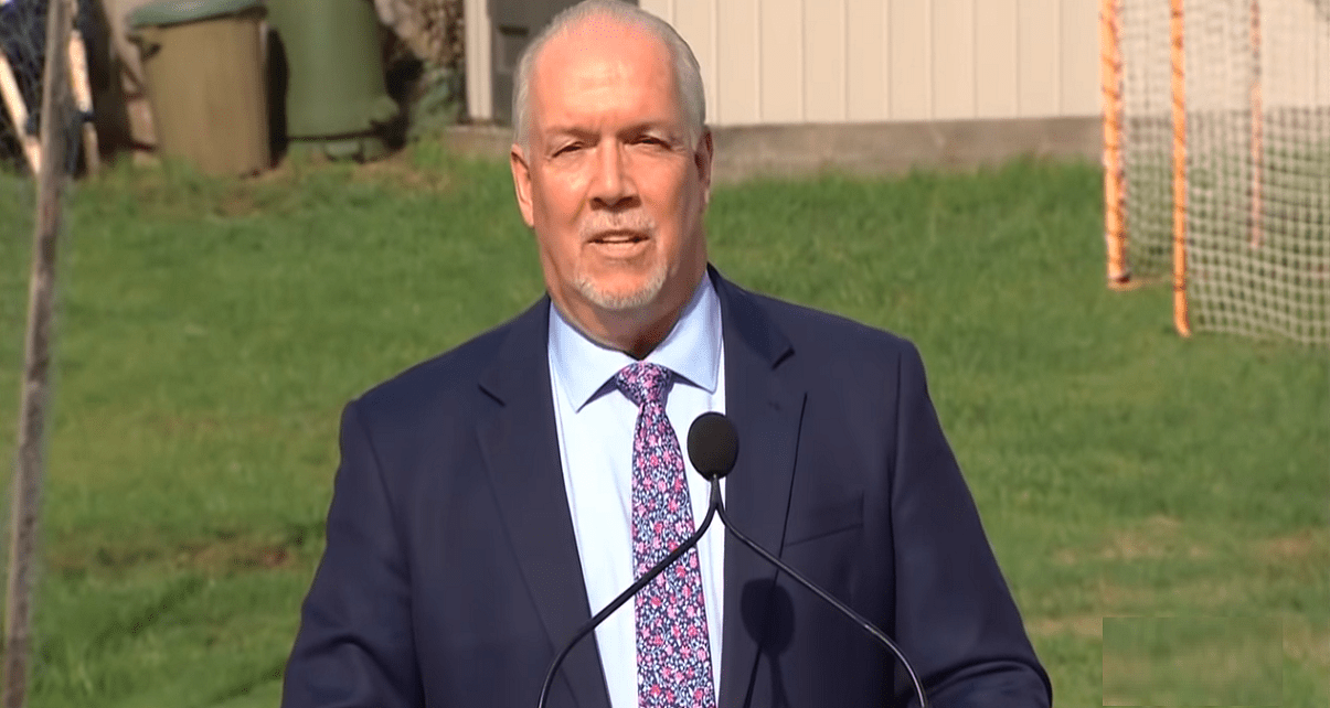 B.C Premier Calls Snap Election, Gambles on his COVID-19 Bump in the polls