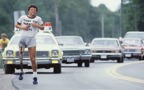 Canada celebrates 40th anniversary of Terry Fox's Marathon of Hope