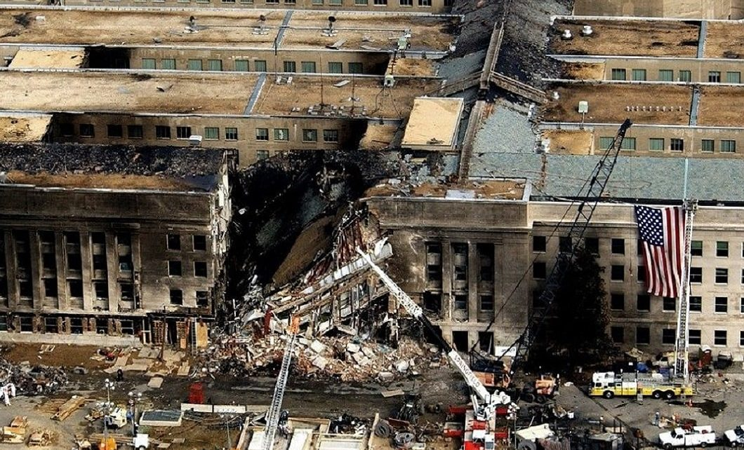 Today Marks The 20th Anniversary Of The September 11 Attacks