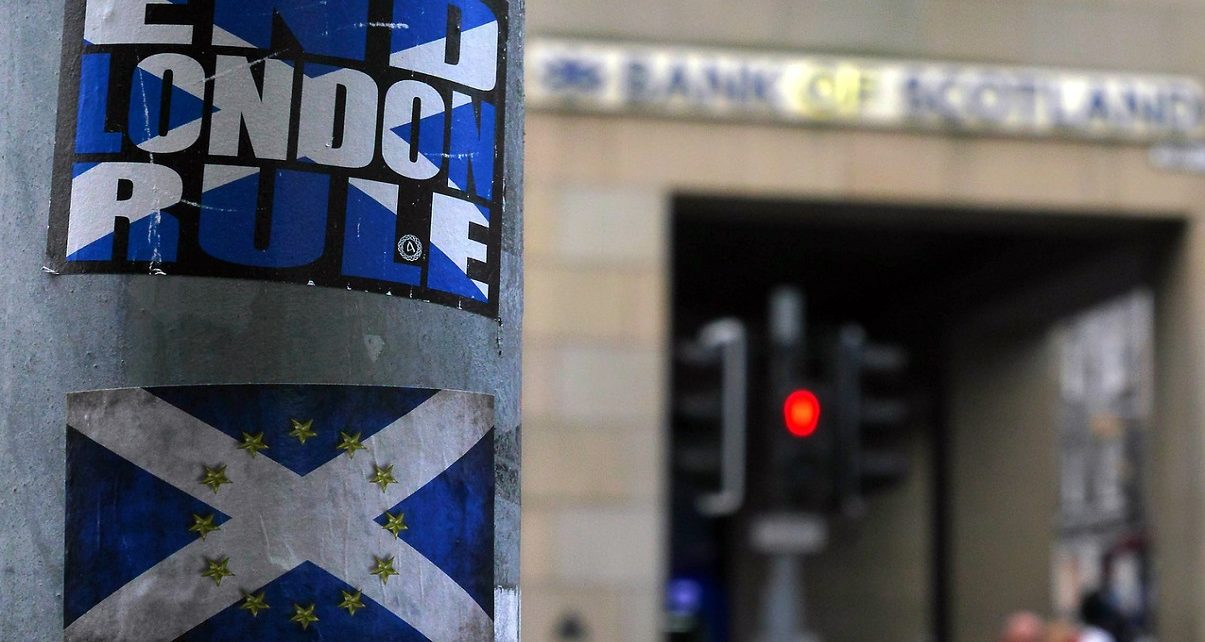 Scotland at odds with UK Government over new Brexit Law