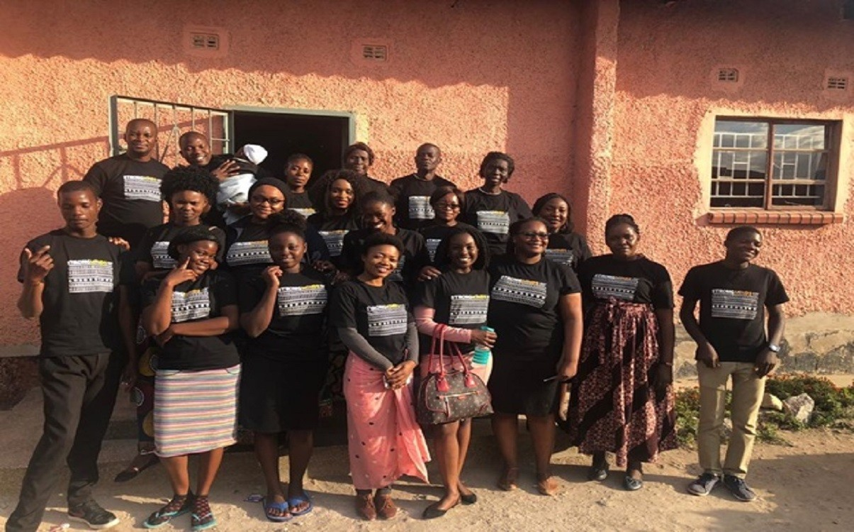 Woman of Africa Shattering Mental Health Taboos Amid COVID-19 Pandemic