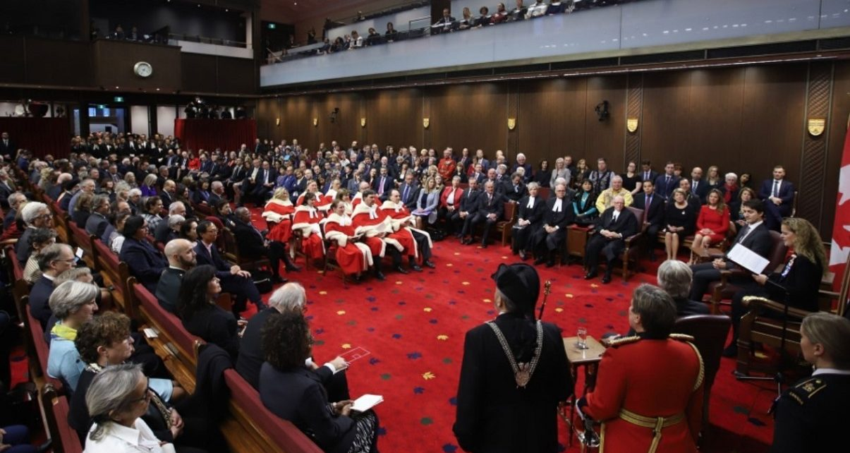 AFN National Chief Bellegarde Approves of Throne Speech