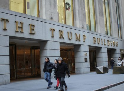 Trump did not pay taxes in over 10 years of NY Residency