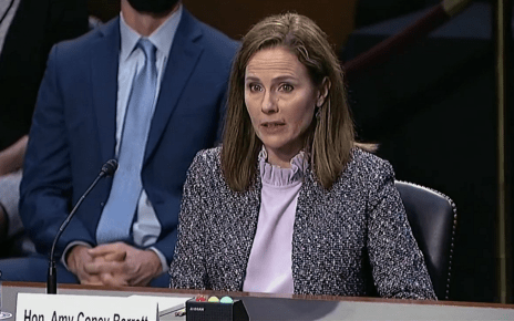 Judge Amy Coney Barrett continues to stonewall Senate Democrats