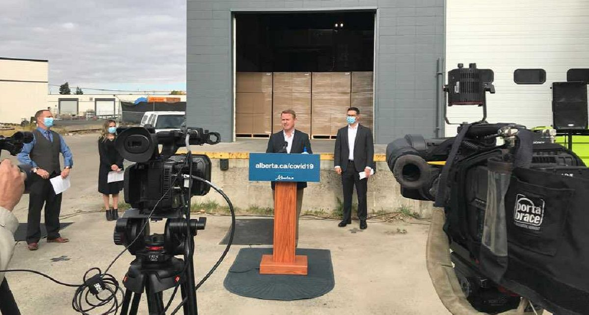 Alberta Minister Shandro Justified The Repealing of Bill 10