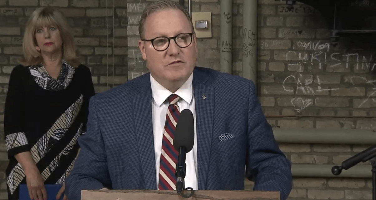 Manitoba removes PST from personal income tax returns