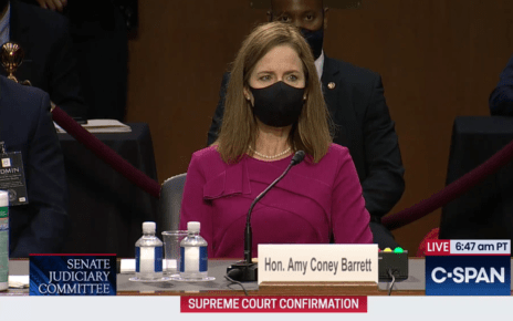 Amy Coney Barrett Supreme Court Justice Hearings a Mere Formality