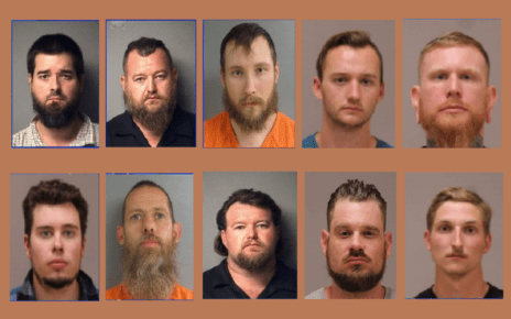 13 Armed & Dangerous Militia Members Charged On Conspiracy To Kidnap Michigan Governor Whitmer