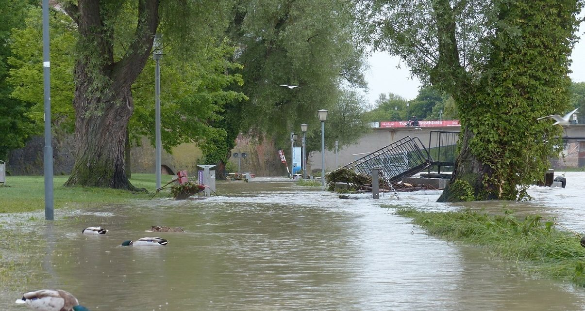 Historic 10.7M Flood Relief On It's Way To The Town of Tecumseh