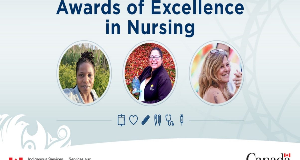 Indigenous Services Canada Announces Recipients for 2020 Awards of Excellence in Nursing
