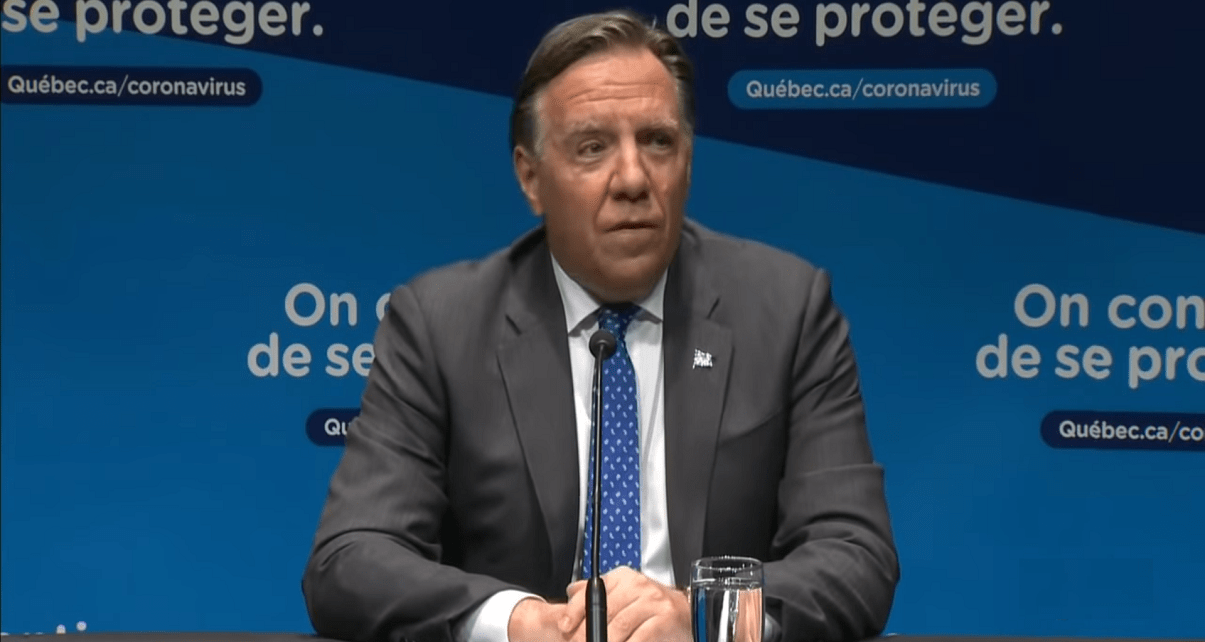 Quebec issues provincial wide stay-at-home order do to COVID-19