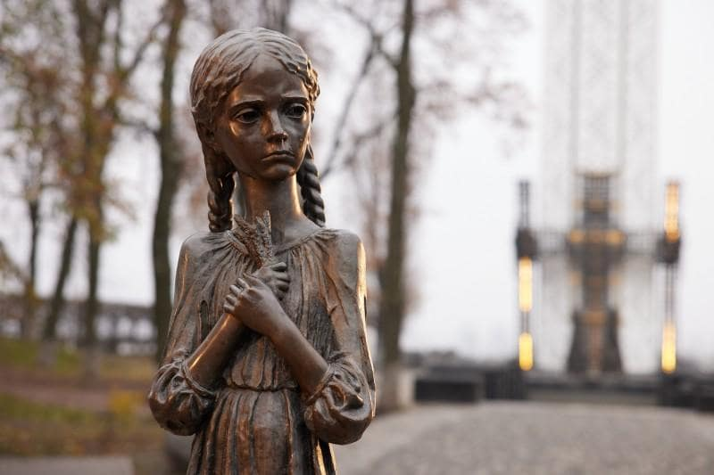 Today Marks The 87th Solemn Anniversary Of The Holodomor-Genocide
