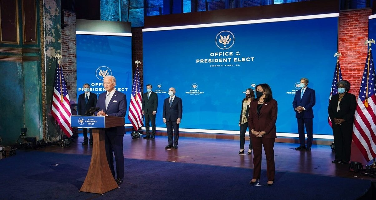 America's Standing On The World Stage Has Been Restored With Biden's Election