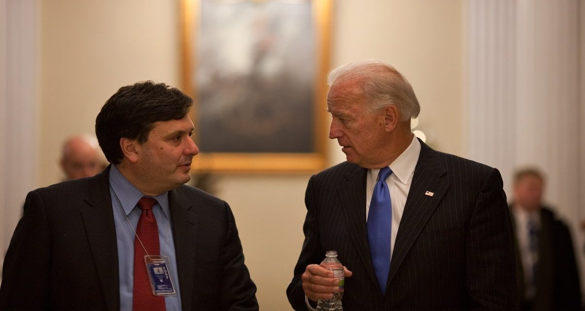 Ron Klain Named Incoming White House Chief of Staff