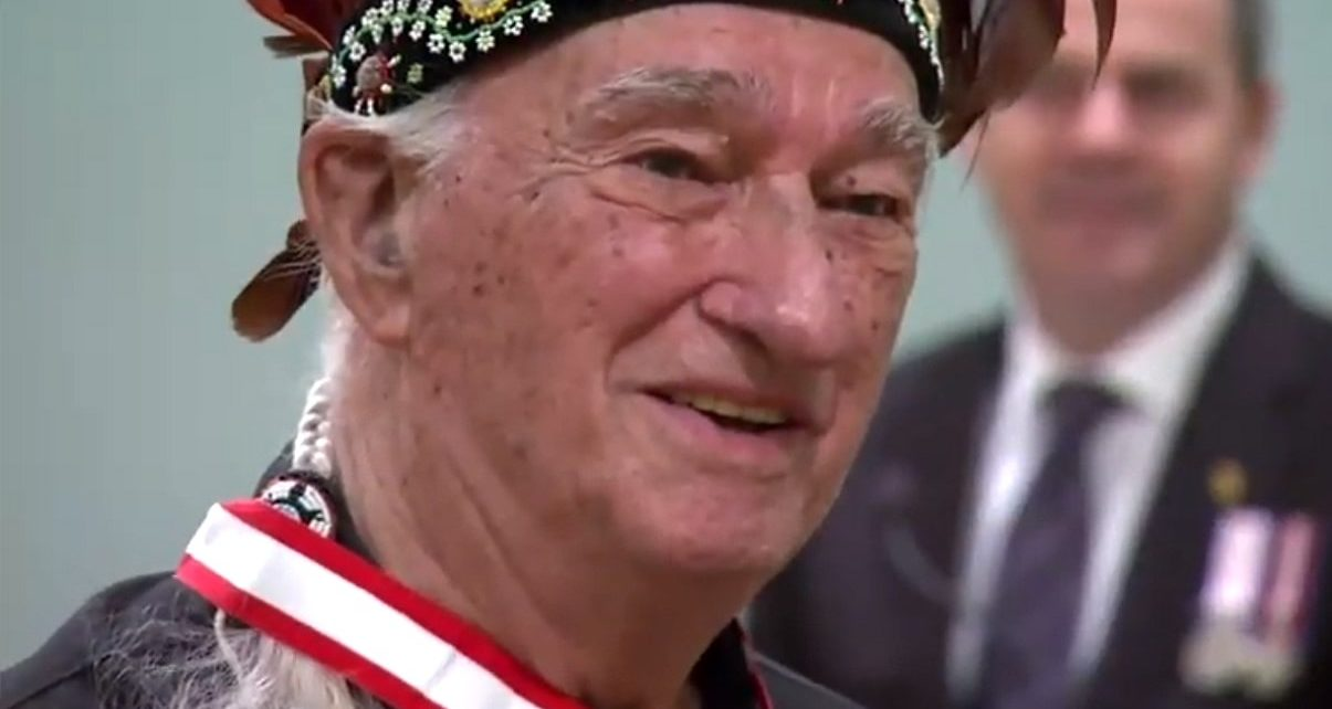 Quebec Lower Flags To Half Mast Honouring Grand Chief Max Gros-Louis