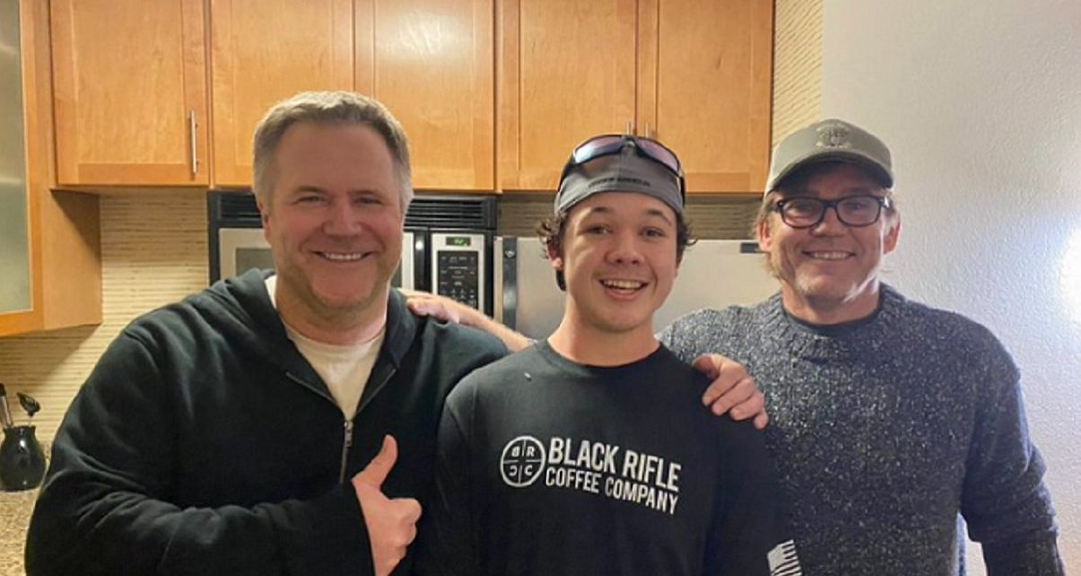Kenosha Shooter Living Silver Spoon Life With Help From Ricky Schroeder