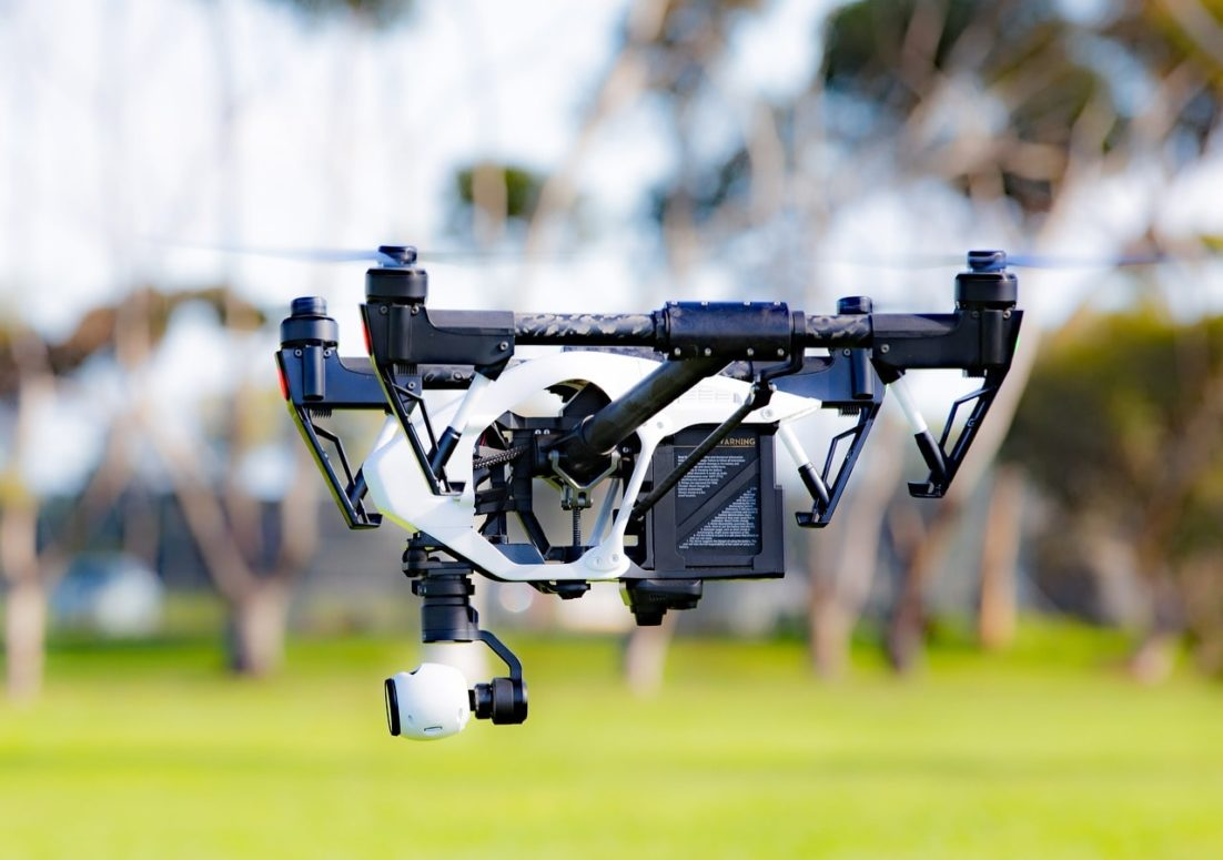 UK Government Invests £33M Into Drones To Fight Fires And COVID-19