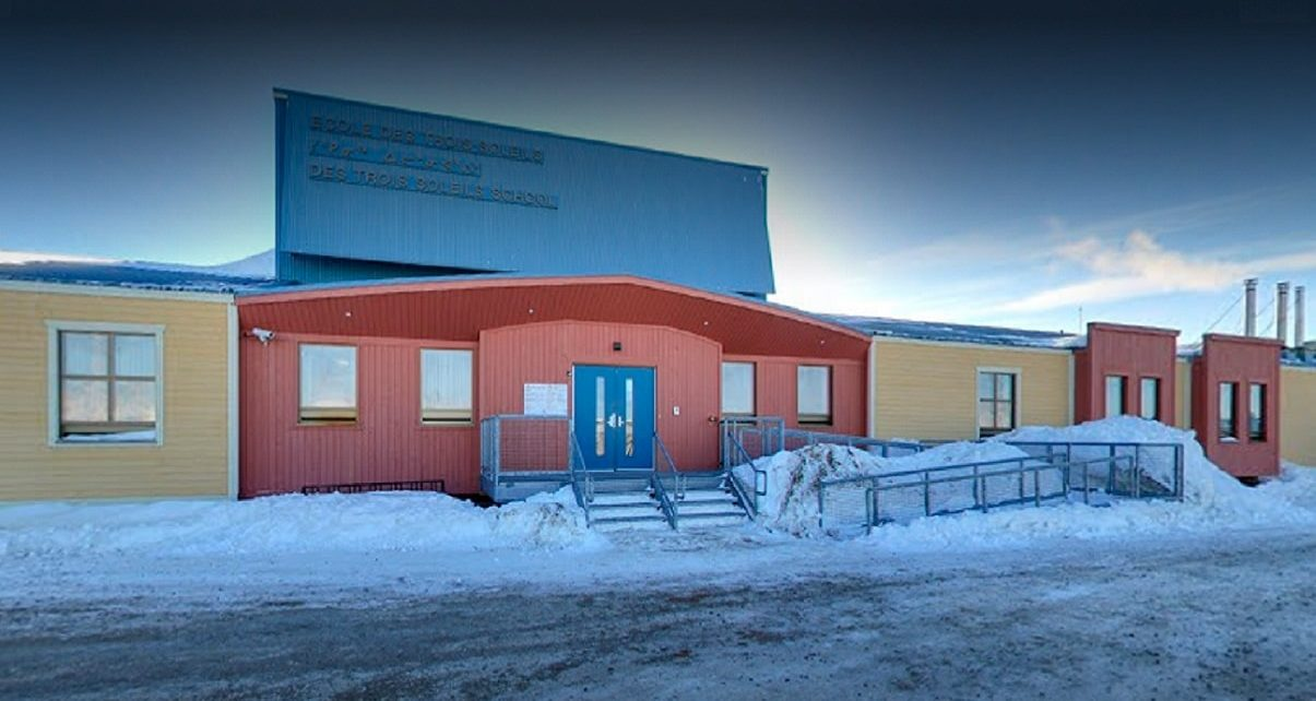 Federal Government Invest $10,769,000 to Fund Nunavut's Only Francophone School