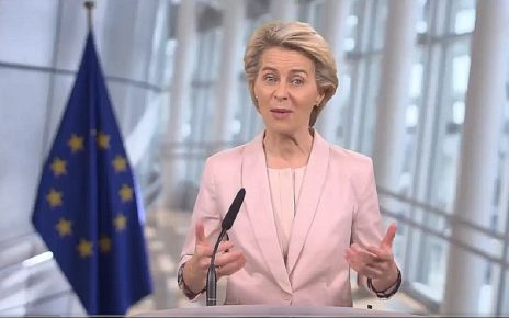 EU President Von Der Leyen Calls For Sweeping Changes To Immigration Policies