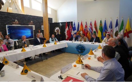 B.C Indigenous People A Step Closer To Self Governing