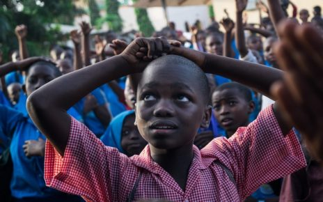 COVID19: A Catastrophe for Children in sub-Saharan Africa
