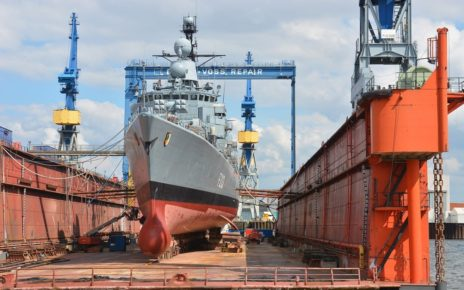 Heddle Shipyards Bring Ship Building Jobs Back To Hamilton
