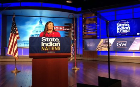Congress Woman Deb Haaland, First Native American To Be Appointed in Cabinet