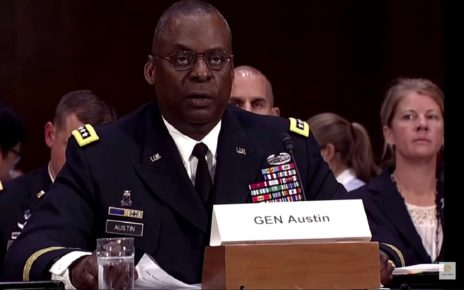 Biden Nominates Four-Star General Lloyd Austin As Secretary of Defense