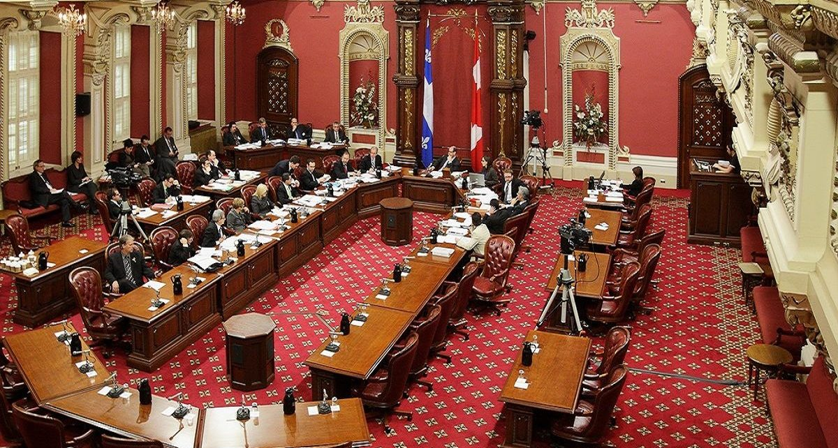 Changes To Quebec's 71st Youth Parliament In Wake of Pandemic