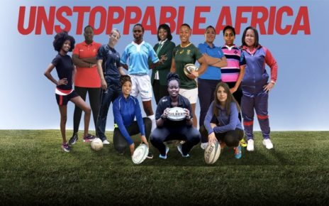 Unstoppables Raise Profile of Women's Rugby in Africa