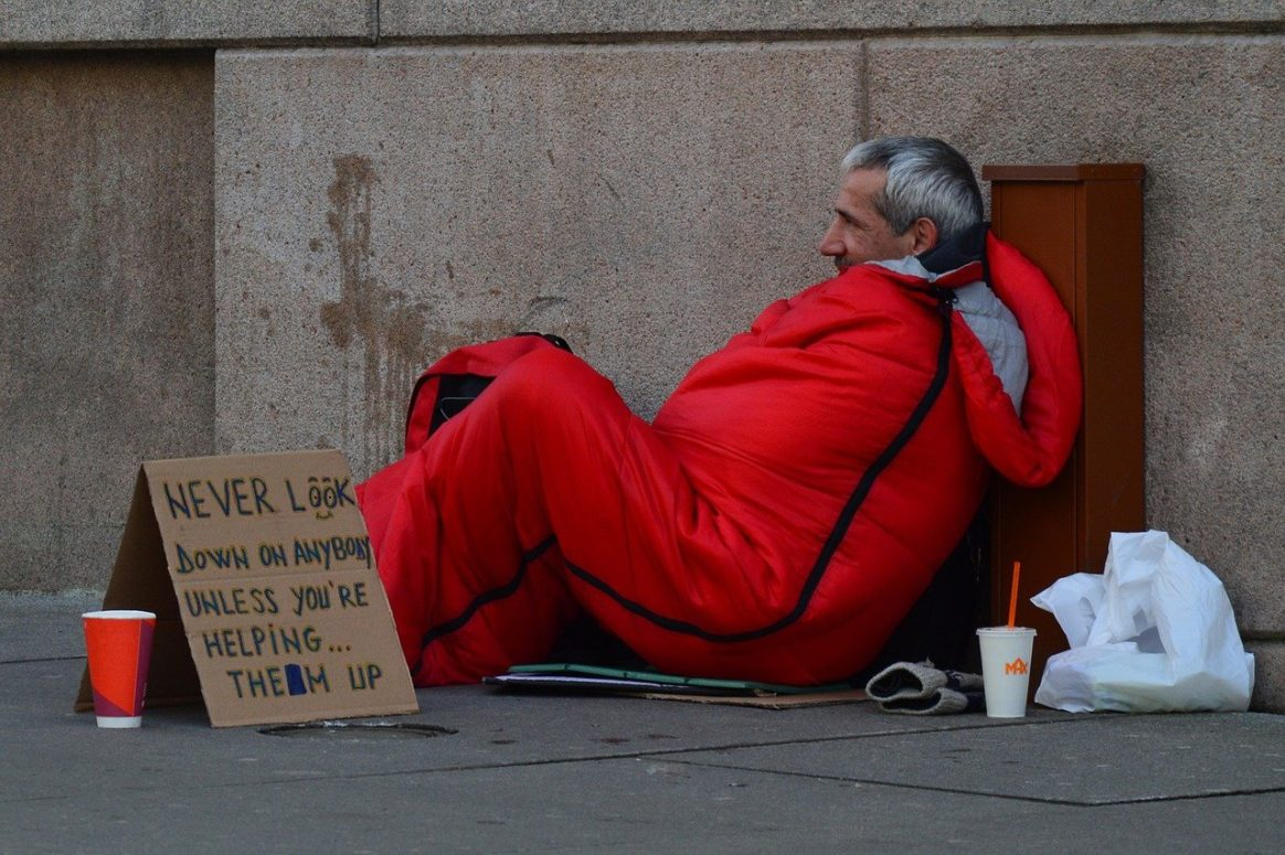 UK Government Pledges Another £310 Million To Tackle Homelessness