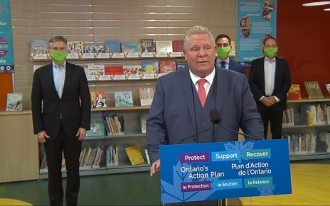 Ford Government Providing Additional Financial Support for Young Learners