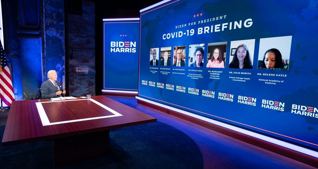 Biden Outlines COVID-19 Plan To Vaccinate 328 Million Americans