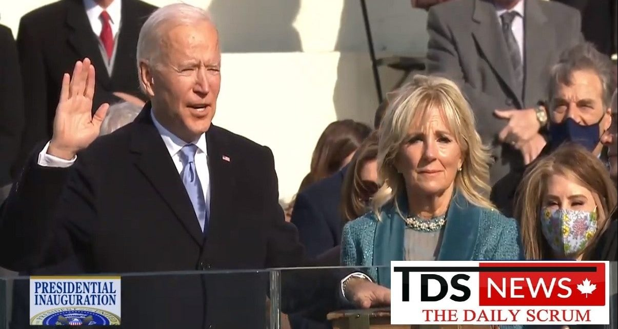 Hail To The Chief - Biden Presidency Starts With Immigration Bill