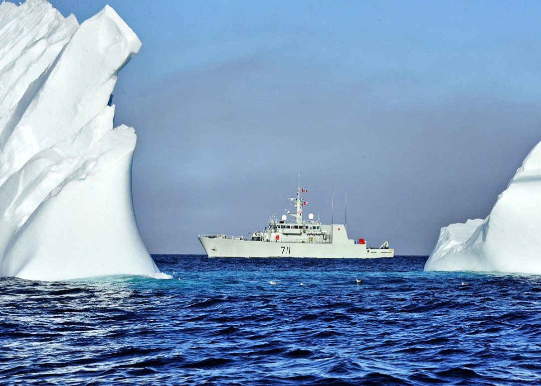 Canada Assumes Command of  NATO Maritime Group One Portugal