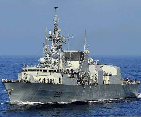 Canada To Take Command Of NATO Maritime Group One