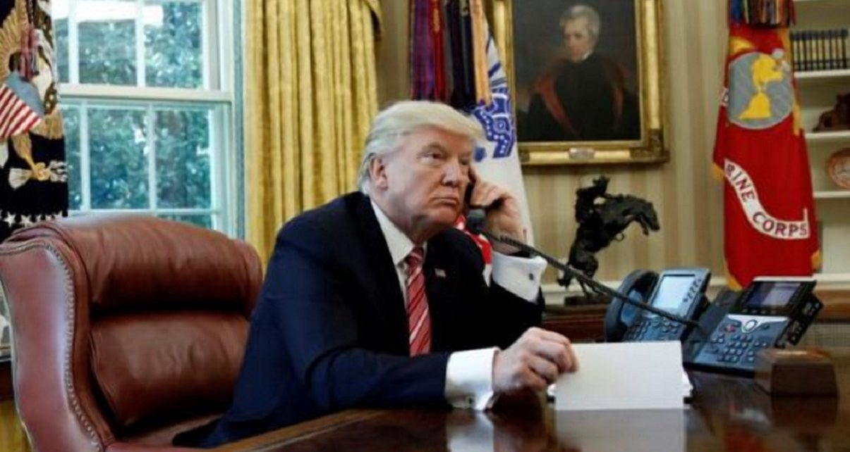 A Coup In Plain Site: Trump's Chilling Phone Call To Georgia's Secretary of State
