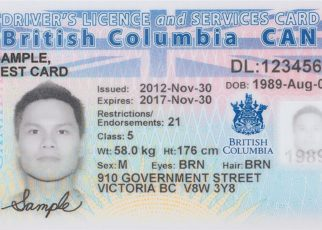 B.C. Phasing Out Costly Enhanced Drivers Licence ID cards