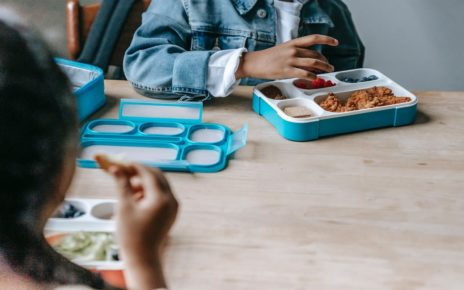 UK Makes School Lunches Free For Students
