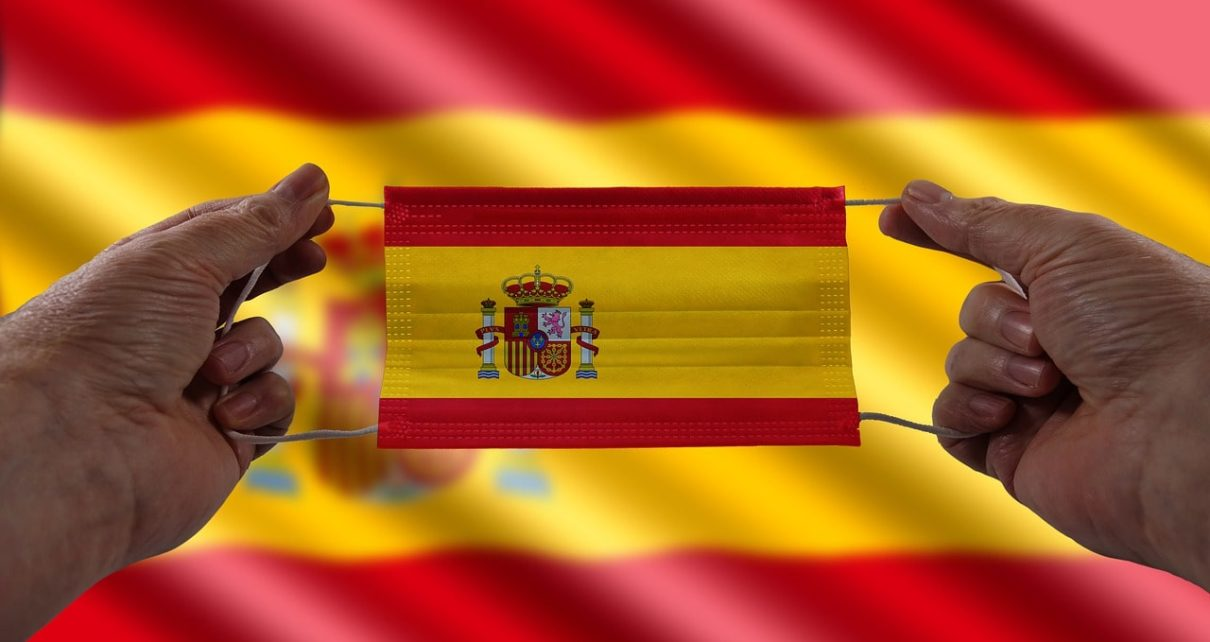 The Second Dose Of Pfizer's COVID-19 Vaccine Are Being Issued To Spaniard Citizens