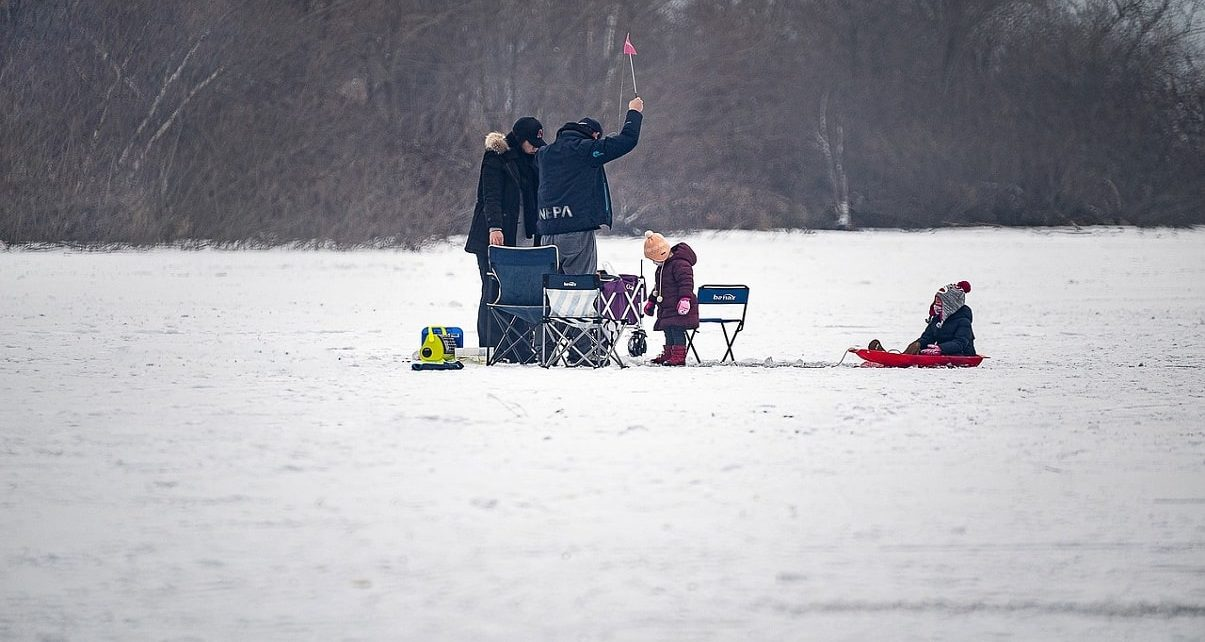 Free Fishing For Manitoba Families Leading Up To Family Day