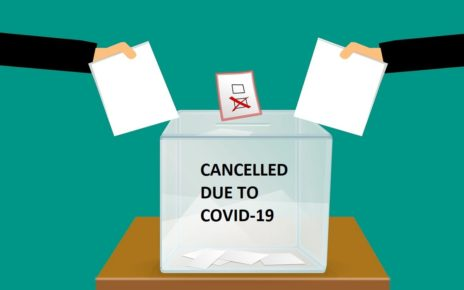 New COVID-19 Variant Forces In Person Voting To Be Cancelled