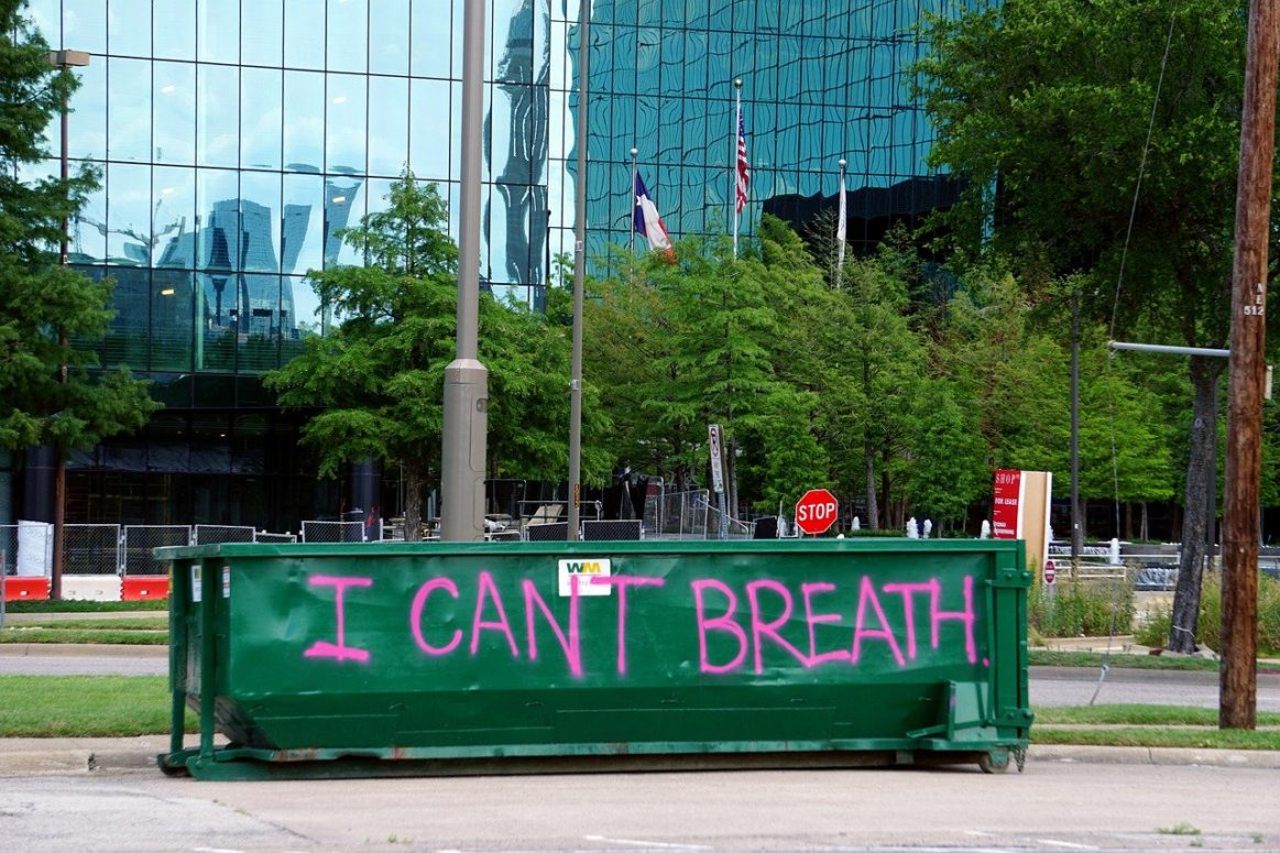 """'I Can't Breathe"""" George Floyd Justice in Policing Act Passes"""
