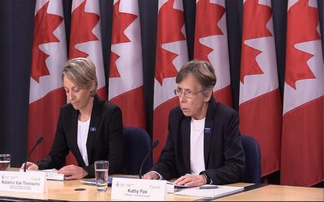 Canada Receives Iran's Final Report Into The Downing Of PS752 Concludes