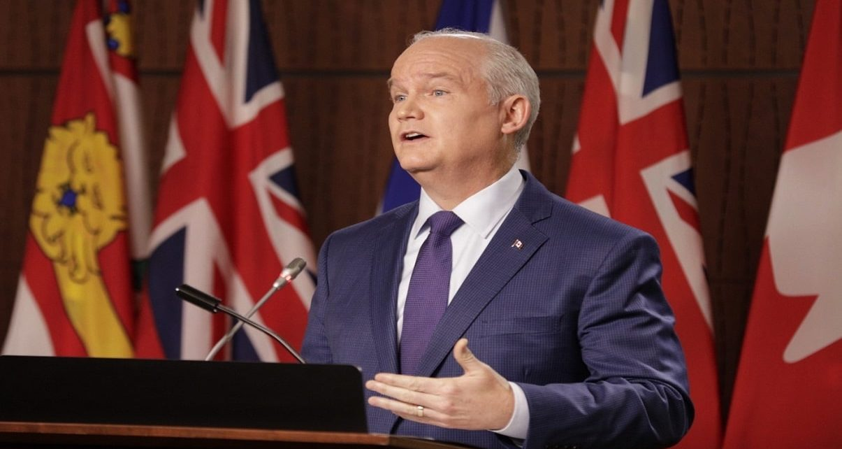 Conservatives Tough Sell To Canadians They Are The Party To Tackle Climate Change