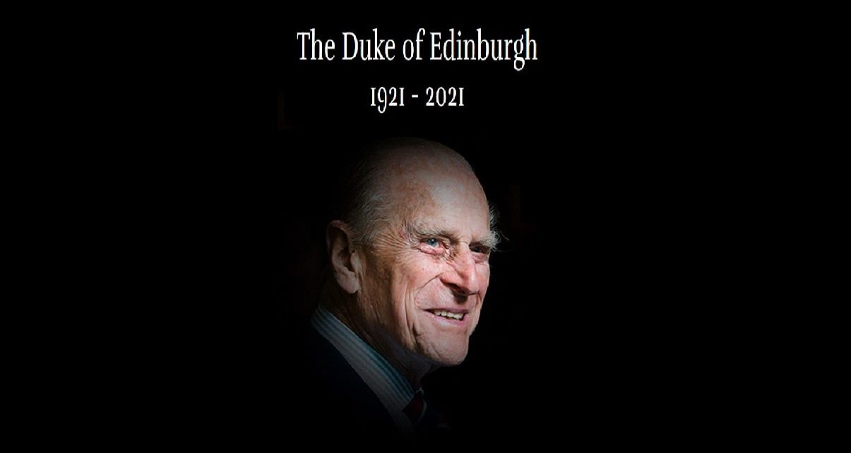 Flags To Be Flown At Half Mast For Passing Of The Duke of Edinburgh
