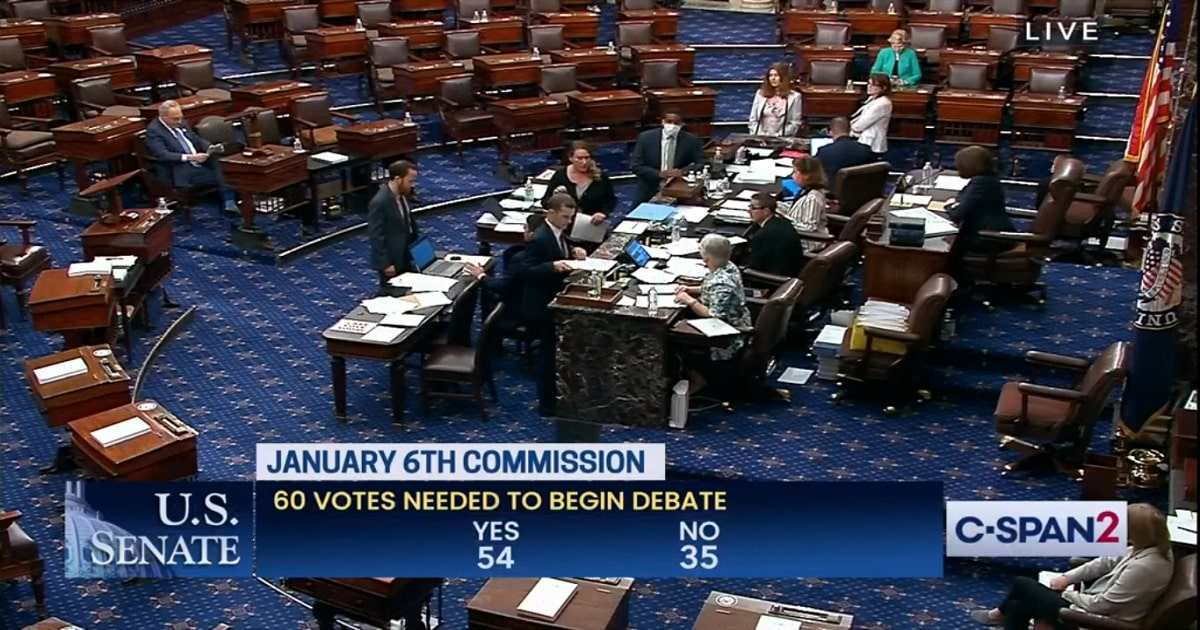 GOP Party Blocks Bipartisan Committee Into Jan 6 Deadly Insurrection