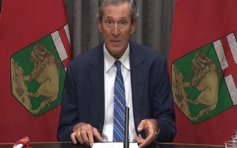Manitoba Reaches Key Benchmarks For Opening Up