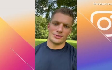 Carl Nassib, First Openly Gay NFL Player