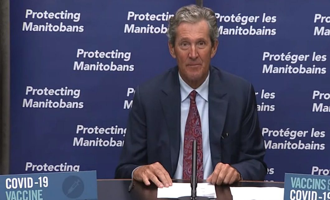 Fully Vaccinated Manitobans To Be Issued Cards By The Government